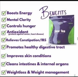 Iaso benefits